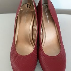 BCBGeneration red wedges Size 11